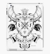 Coat of arms 1 iPad Case/Skin