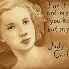 Judy Garland quote by Jujudraws