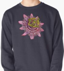 D1G1TAL-M00DZ ~ FLORAL ~ Passiflora by tasmanianartist for Karl May Friends Pullover