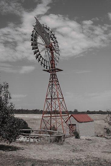 Watermill - Woodlands Historic Park by pommieken