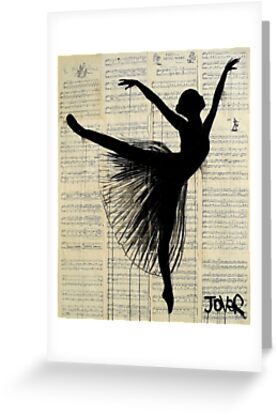 arabesque by Loui  Jover