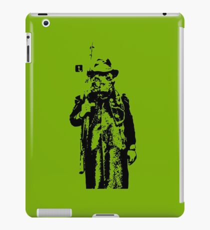 Boar Hunter VRS2 iPad Case/Skin
