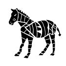 Zebra by creativecamart
