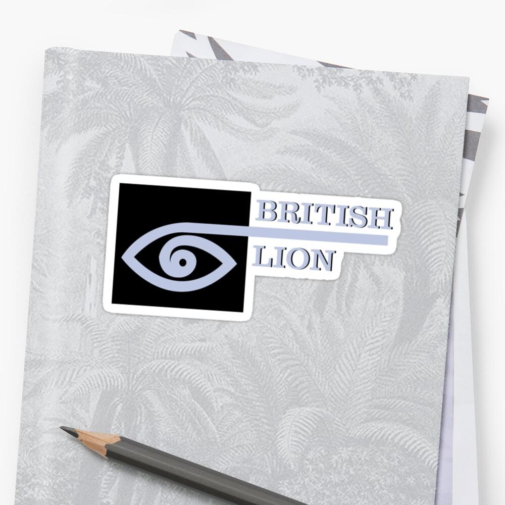 British Lion  by tvcream