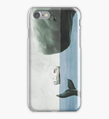 Just you try it! iPhone Case/Skin