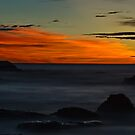 Dawn on Fire by bazcelt