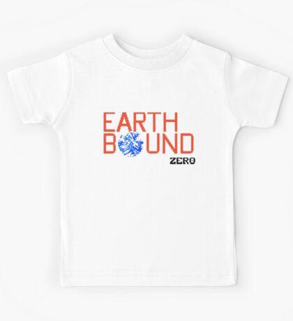 Earth Bound Zero Logo Kids Clothes