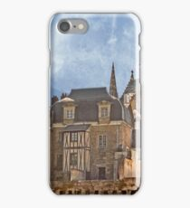 Ramparts de Vannes Brittany France iPhone Case/Skin