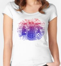 EXTERMINATE!! Women's Fitted Scoop T-Shirt