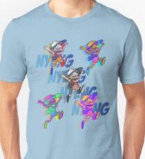 Paper Jam Pop Art Unisex T-Shirt