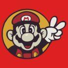 Mario Peace by Studio Momo ╰༼ ಠ益ಠ ༽