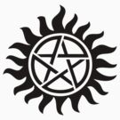 Supernatural Anti-possesion by Ellen Kapelle