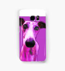 Purple Sweetpea Samsung Galaxy Case/Skin