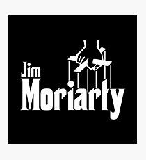 Jim Moriarty (Sherlock) Photographic Print