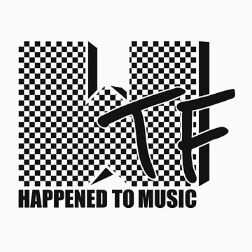 WTF Happened? black checker by CMorkaut