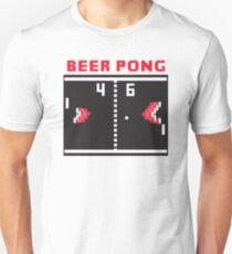 Beer Pong Unisex T-Shirt