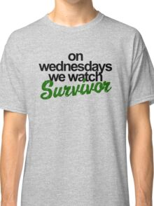survivor Classic T-Shirt