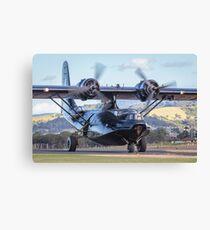 HARS PBY Catalina taxi Canvas Print
