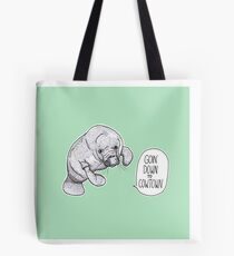 Cowtown Tote Bag