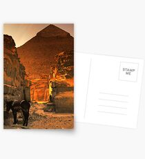Pyramide Postcards