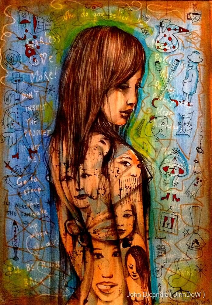 Fearless Lovemore by John Dicandia ( JinnDoW )