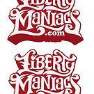 LibertyManiacs.com Stickers by LibertyManiacs