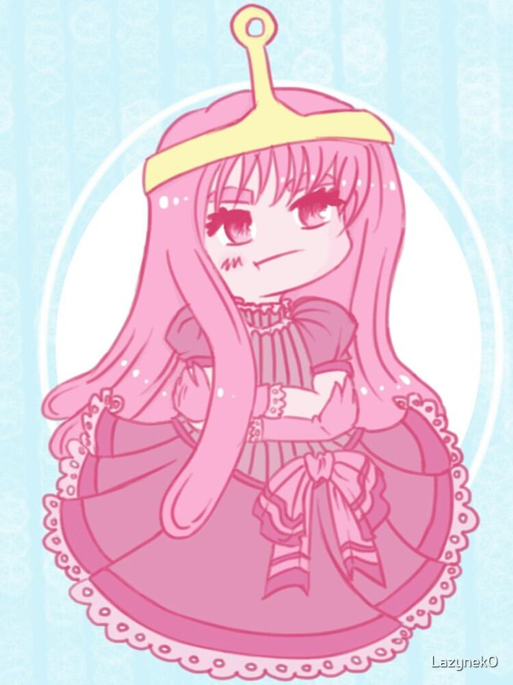 Chibi Princess Bubblegum by Dawn Wilson