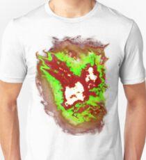 Radioactive SPACE! Phoenix Alien T-Shirt
