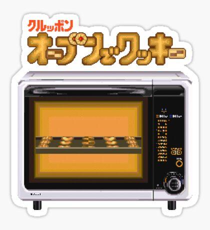 Yoshi no Cookie: Kuruppon Oven de Cookie Sticker