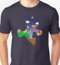 Hero:Plumber Unisex T-Shirt