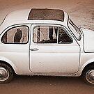 vintage car by orsinico