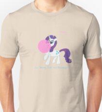 Rarity, Love Honesty and Sweetness  T-Shirt