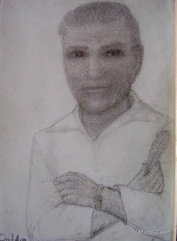 My Dad by MardiGCalero
