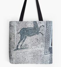 Boar and Stag Corporation Square Ostia 19840317 0019 Tote Bag