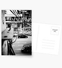 I Spy With My Little Bird's Eye - Lomo Postcards