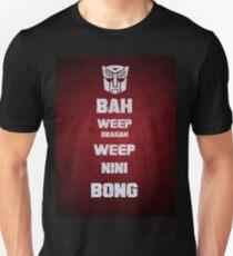 Bah Weep Granah Weep Nini Bong T-shirt Unisex T-Shirt