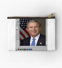 """Bolso de mano Colección Presidents """"BushFan9"""""""