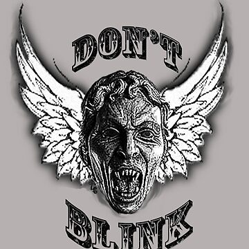 Don't Blink! by LesliBurke
