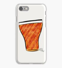 Pint. iPhone Case/Skin