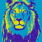 King Lion by freeagent08