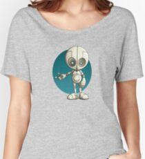 Robo-boy Women's Relaxed Fit T-Shirt