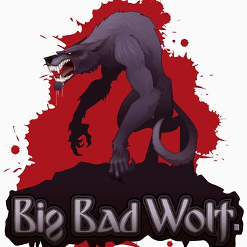 Big Bad Wolf by JackBQuick