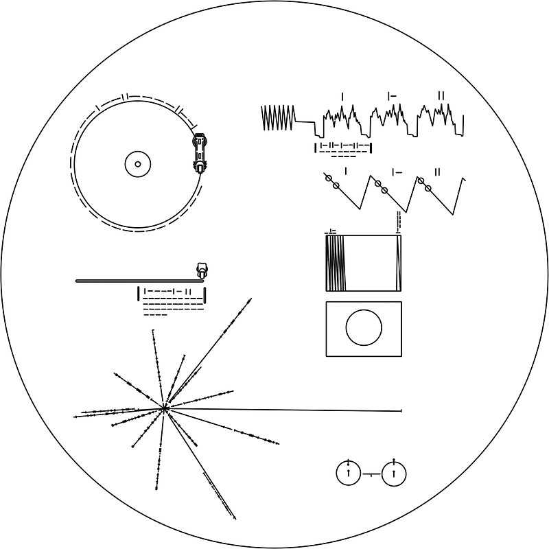 voyager 1 golden record - photo #19