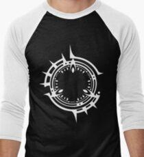 Jibril's Halo - No Glow Men's Baseball ¾ T-Shirt