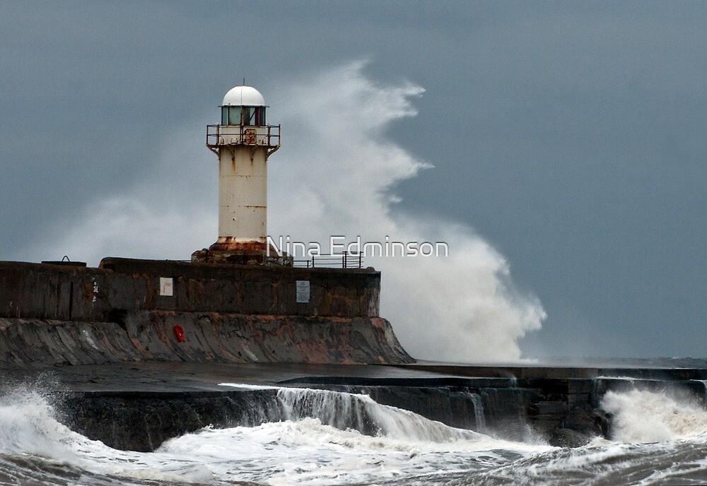 Stormy Seas by partridge