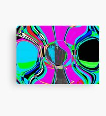 The Artist's Brush Canvas Print