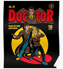 Doctor Comic Poster
