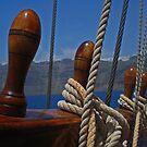 sailing by konsolakism