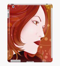 Beautyful woman Portrait iPad case iPad Case/Skin