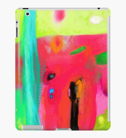 Summer holiday iPad Case/Skin